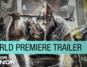 "Atanas composed music for Ubisoft's trailer ""FOR HONOR"""